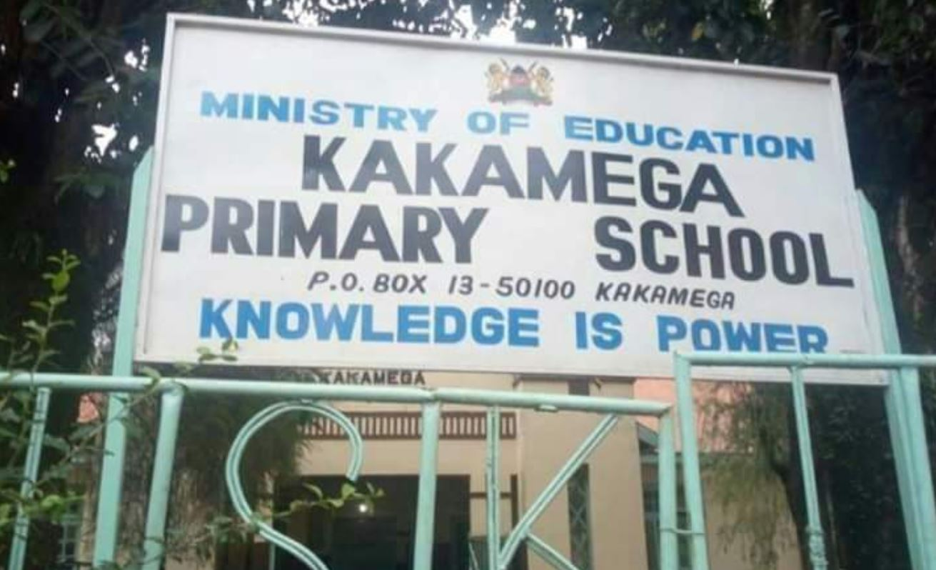 Kakamega Primary School Stampede Tragedy