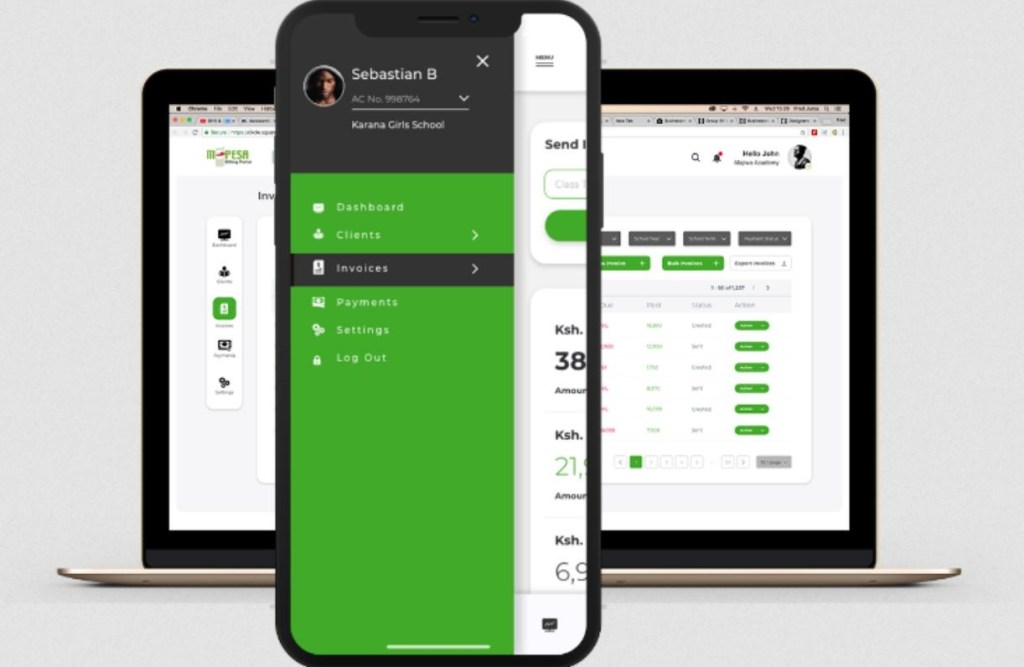 Mpesa Bill Manager for business and schools