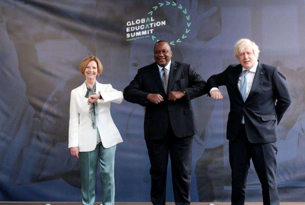 Global Partnership for Education summit funds raised