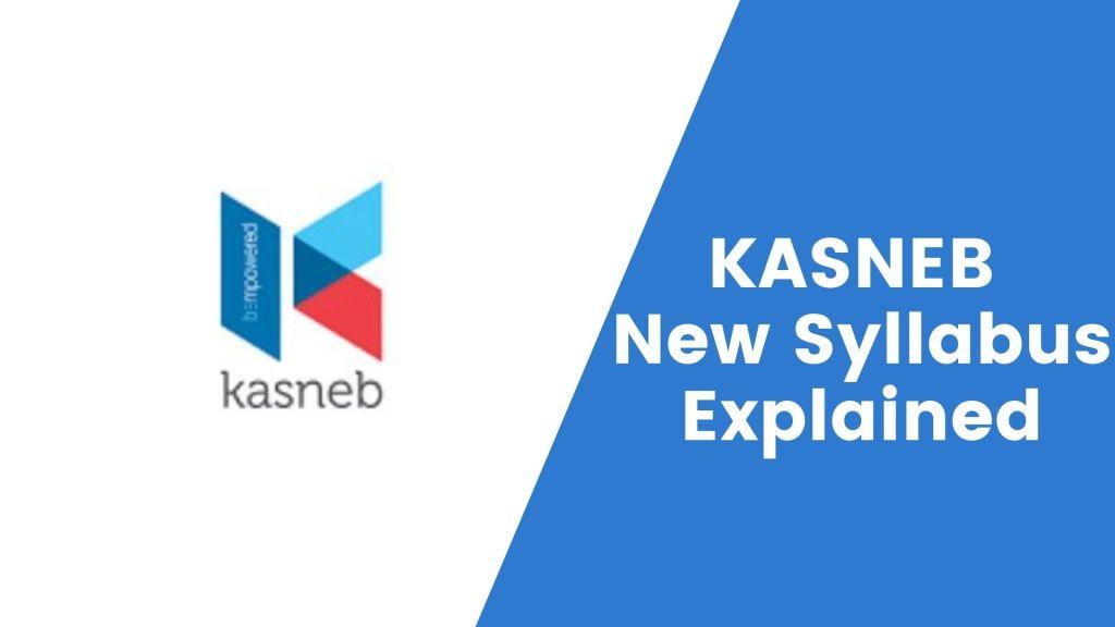 KASNEB New Syllabus examination levels explained