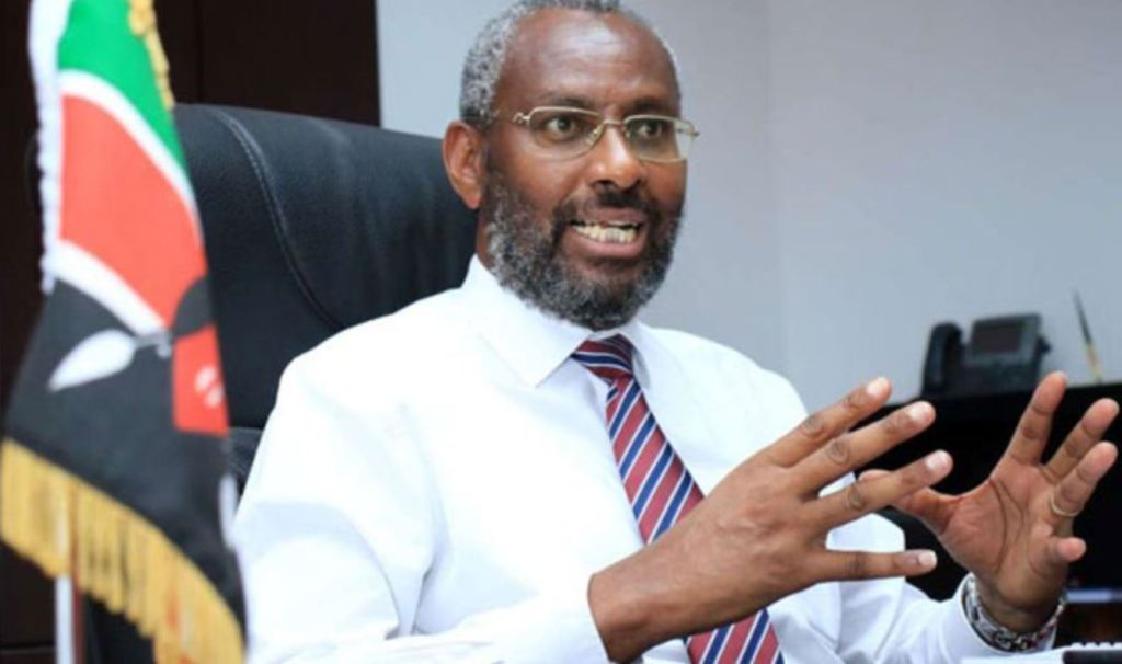 University of Nairobi VC on transfer of courses