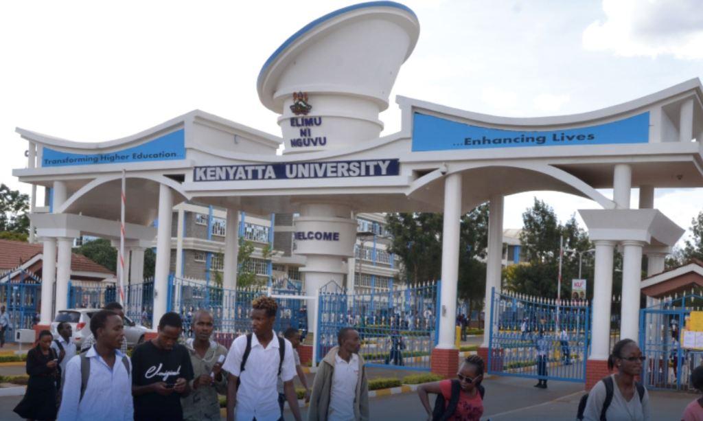 kenyatta university bank account frozen by kra due to tax issues