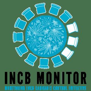 INCB Monitor logo | Monitoring the INCB cannabis control initiative