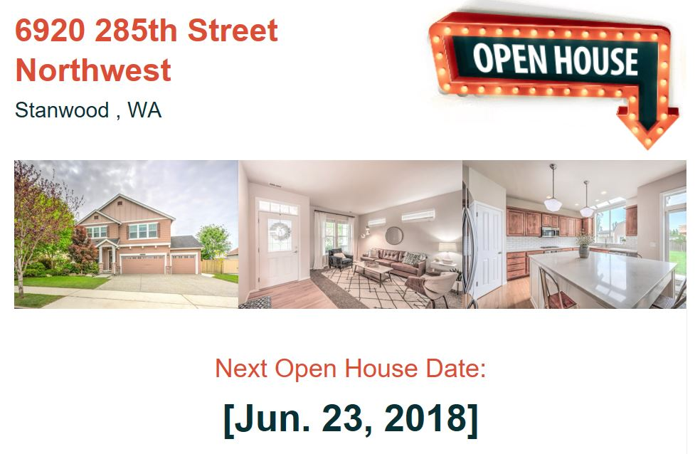 open house new