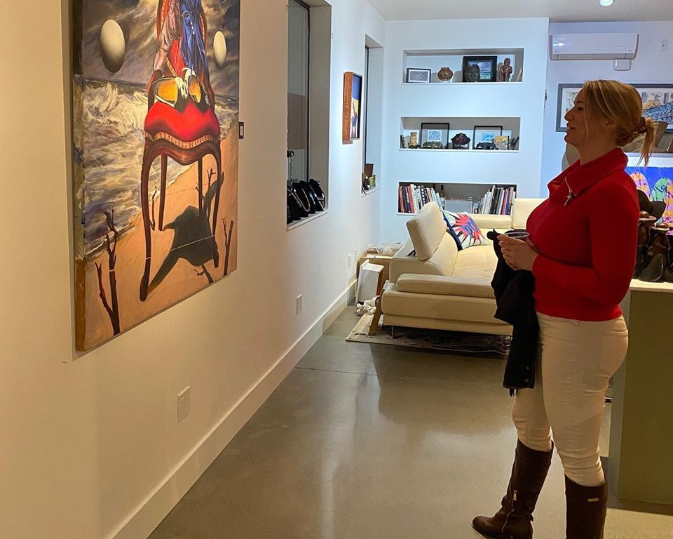kenzie art gallery