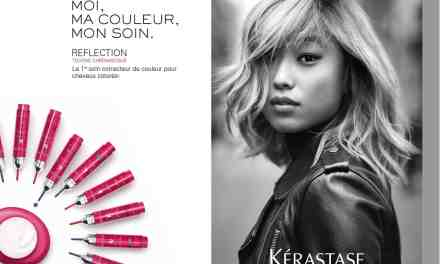 REFLECTION BY KERASTASE: LA BEAUTY REHAB DES CHEVEUX COLORÉS