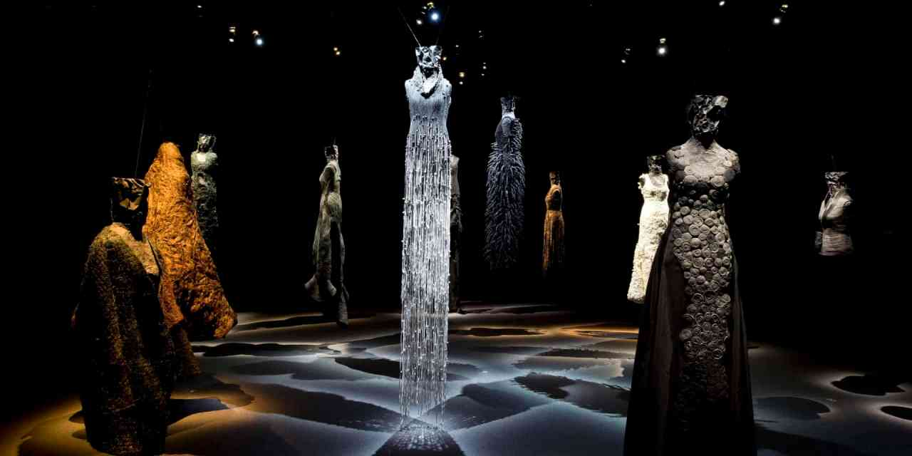 NOUREDDINE AMIR EXPOSE AU MUSÉE YVES SAINT LAURENT