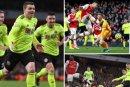 Trận hòa giữa Arsenal và Sheffield Utd