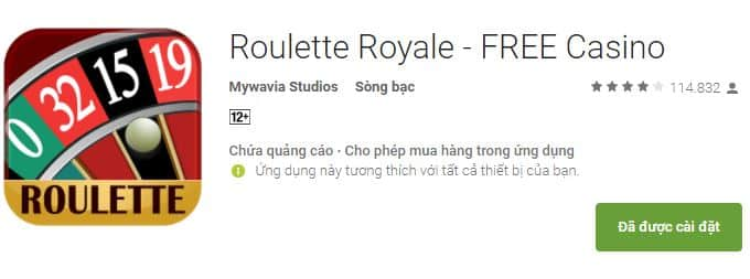 Cacg tai Roulette app cho di dong Android,Iphone hinh anh 5