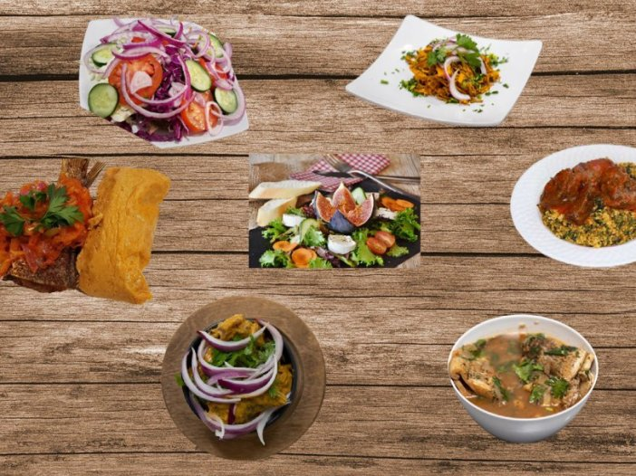 Nigerian Vegetarian Foods