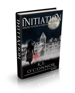 KE O'Connor YA paranormal The School of Exorcists