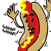 franken whooper animation Illustration Graphic Design Keo Match