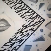 Lounging Lips