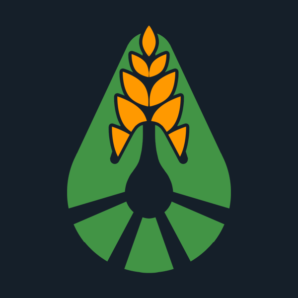 Krushivardan Agrotech Logo Design 1 by Keon Designs
