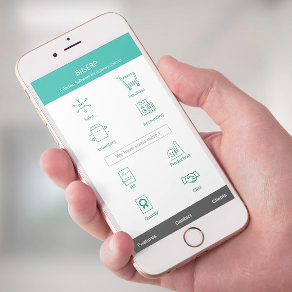 Keon Designs_ERP App Design_UI Design
