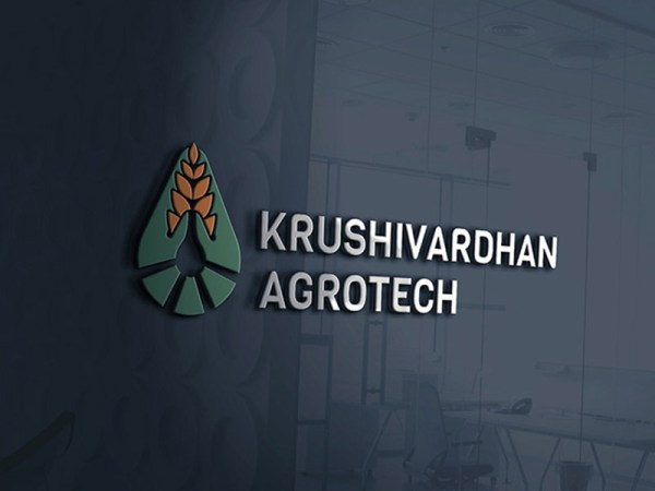 Krushivardhan logo design by keon designs