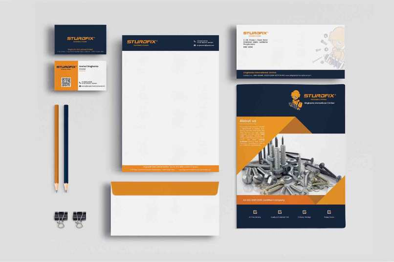 Brand Development Design Project by Keon Designs. A graphic, collateral, stall and packaging design project.