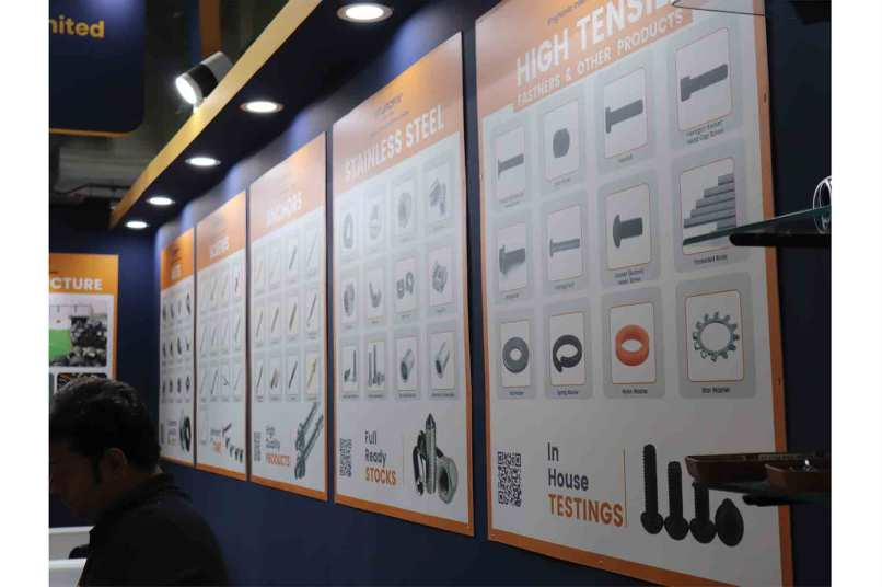 Product Photography, Poster design and display design were some of the activities that Keon Designs did for Sturdifx