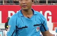 Trọng tài Nguyễn Văn kiên chính thức nhận án phạt treo còi