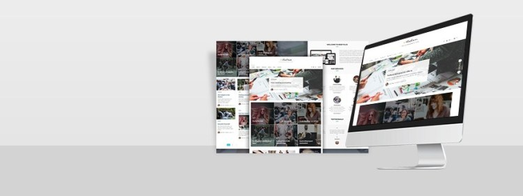Reef Plus Multiple Homepage Layouts