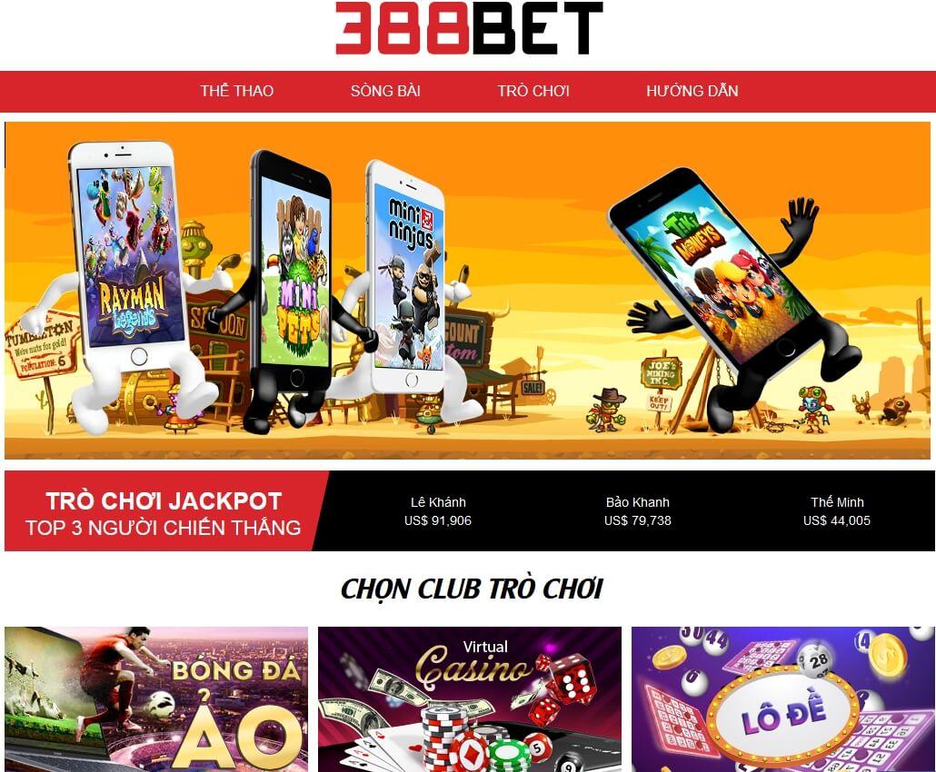 Nhà cái 388Bet | Nhà cái online uy tín | Bí kíp soi kèo nhà cái | Nha cai sbobet | Thông tin nhà cái