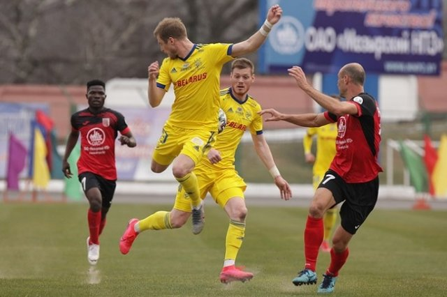 Soi-kèo BATE Borisov vs Slavia Mozyr