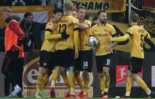 Soi-kèo SG Dynamo Dresden vs Hamburger SV