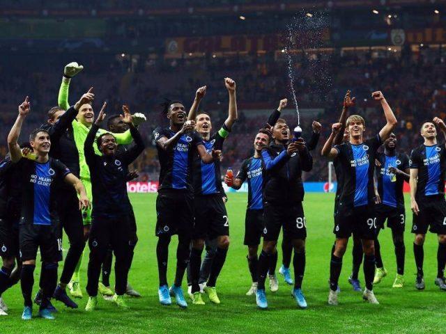 Soi-kèo Club Brugge vs Royal Antwerp