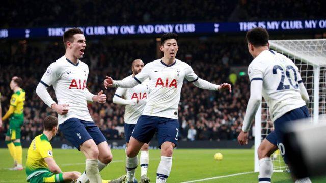 Soi-kèo Tottenham vs Leicester