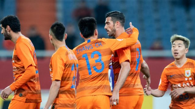 Soi-kèo Shandong Luneng vs Henan Jianye