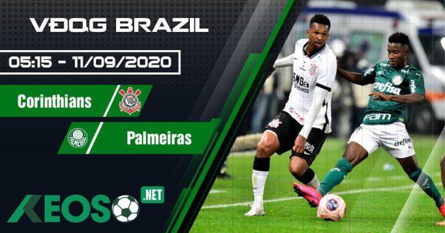 Truoctrandau đưa tin: Soi kèo, nhận định Corinthians vs Palmeiras 05h15