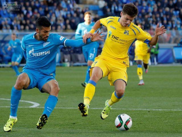 Soi-kèo Zenit vs Arsenal Tula