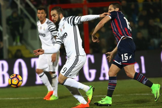 Soi-kèo Crotone vs Juventus