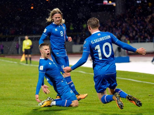Soi-kèo Iceland vs Denmark
