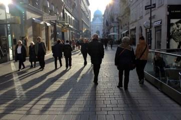 Downtown Vienna