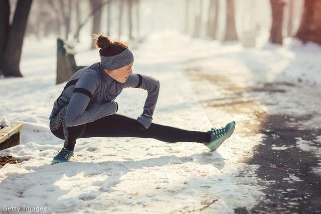 Ha még a nap is süt, akkor D-vitamint is nyerünk a kinti edzésből