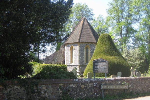 Kidmore end parish council oxfordshire church