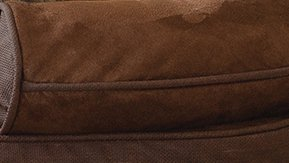 KEPP Charlie Collection Fabric - Cocoa Suede