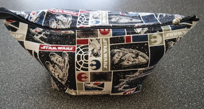 Project bag from The Knotty Acorn