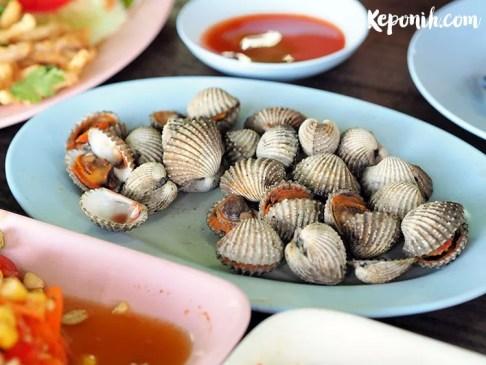 kerang, kuliner seafood bandung