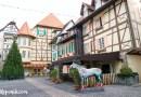 Colmar Tropicale, Resort bergaya Perancis dan taman ala Jepang di Malaysia. Review + Virtual Tour 360