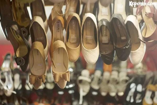 Berburu Sepatu Murah di Jalan Kepatihan Bandung