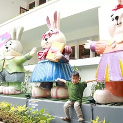 rabbit town, rabbit town bandung, bandung travel, travel blogger