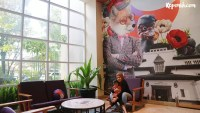 fox harris hotel review, travel blogger, blogger bandung