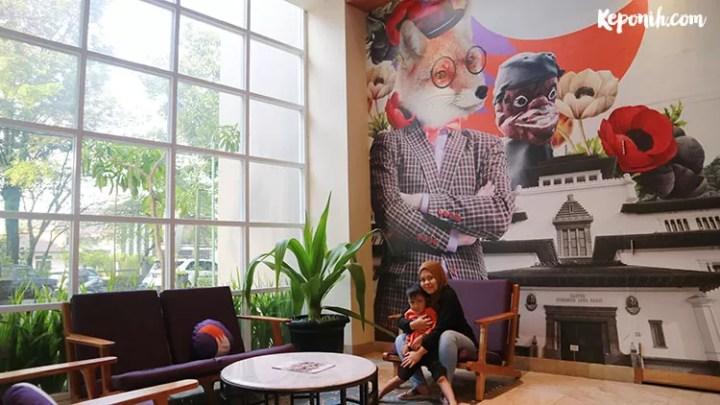 Review Menginap di Fox Harris Hotel Bandung