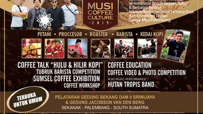 Musi Coffee Culture - Pesona Sriwijaya - Pariwisata Palembang