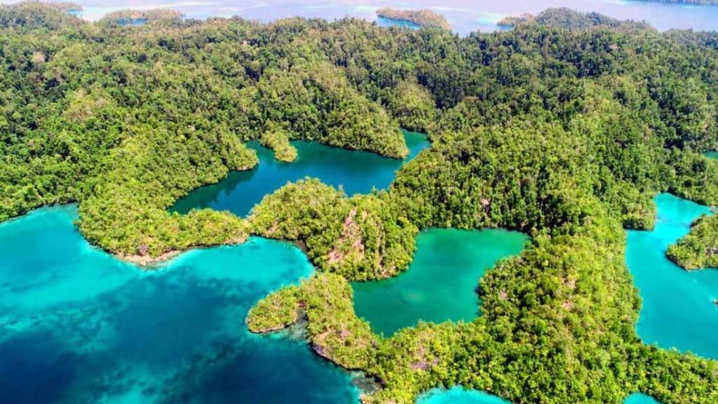 Pulau Tawale Pulau Kasiruta Halmahera Selatan Maluku Utara - 3