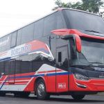 Bus Borlindo Makassar