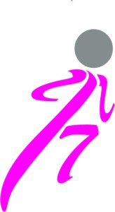 Stickman illustration27 runner