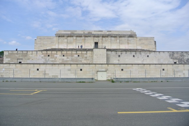 Zeppelin Field at Nazi Party Rally Grounds Nuremberg